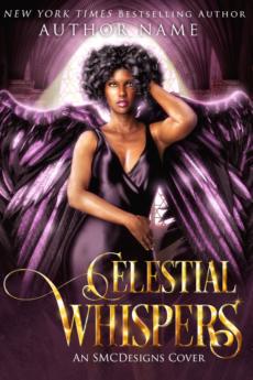 Premade Urban Fantasy Romance Book Cover POC