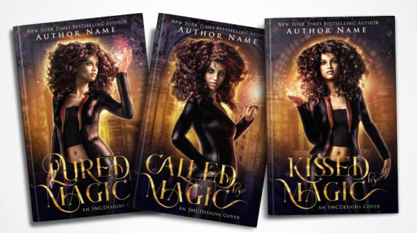 Premade Urban Fantasy Book Covers