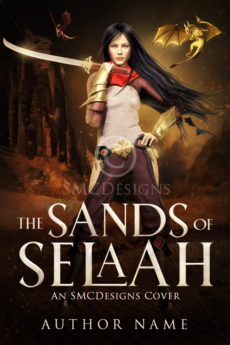 Premade Fantasy Book Cover