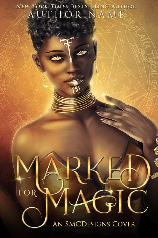 fantasy premade book cover romance