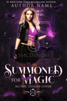 Premade Urban Fantasy Book Cover